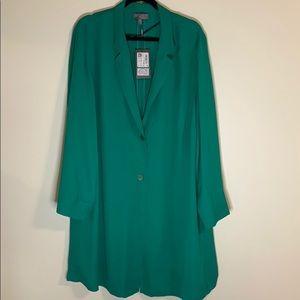 ULLA POPKIN green blazer NEVER WORN WITH TAGS!!